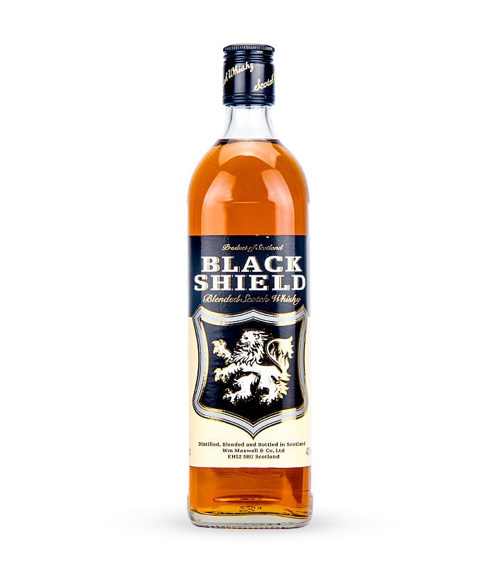 英国黑铠苏格兰威士忌700ml 瓶