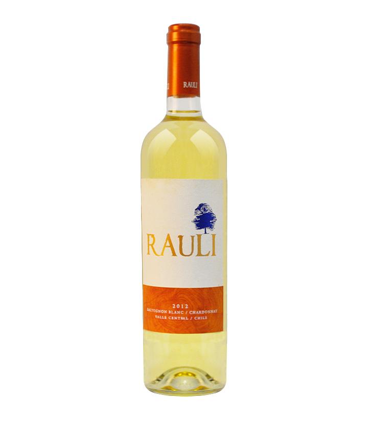 智利饶丽树精选级长相思霞多丽干白葡萄酒750ml 瓶