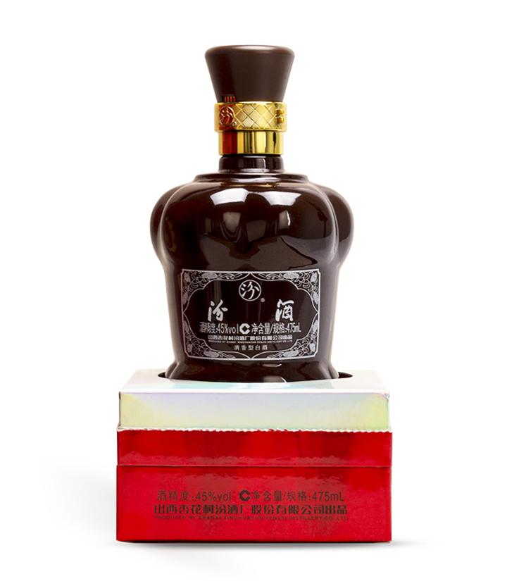 45°汾酒475ml 瓶