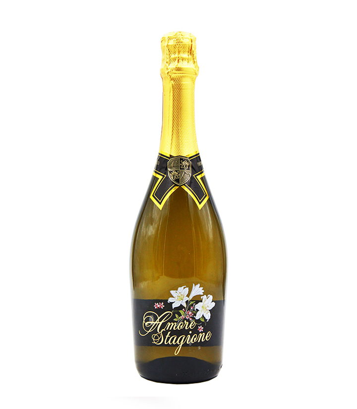 6°意大利万多恋爱季低醇起泡白葡萄酒750ml 瓶
