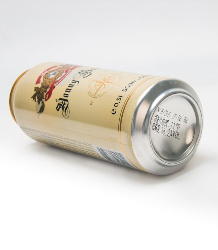德国德柏斯格白啤酒500ml 瓶