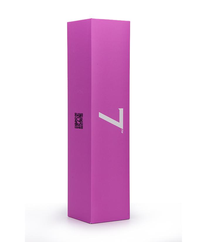 第7元素格调紫莓味鸡尾酒(庆典礼花装)300ml 瓶
