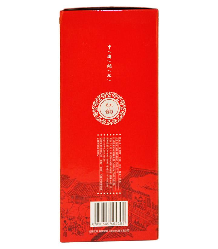 52°稻花香红韵500ml