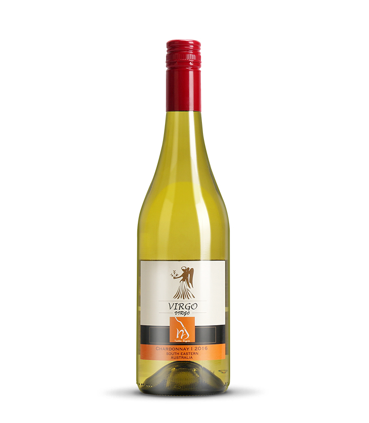14°澳洲十二星座之处女座干白葡萄酒750ml 瓶