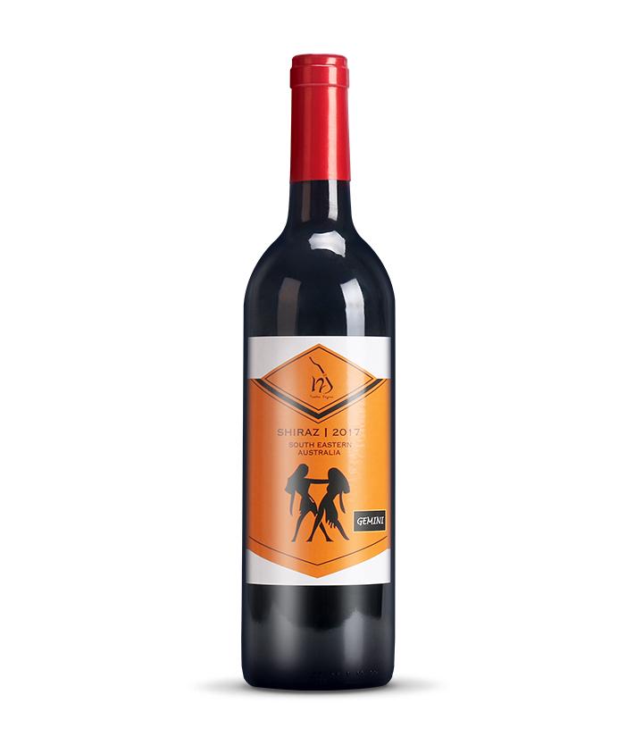14°澳洲十二星座之双子座干红葡萄酒750ml 件