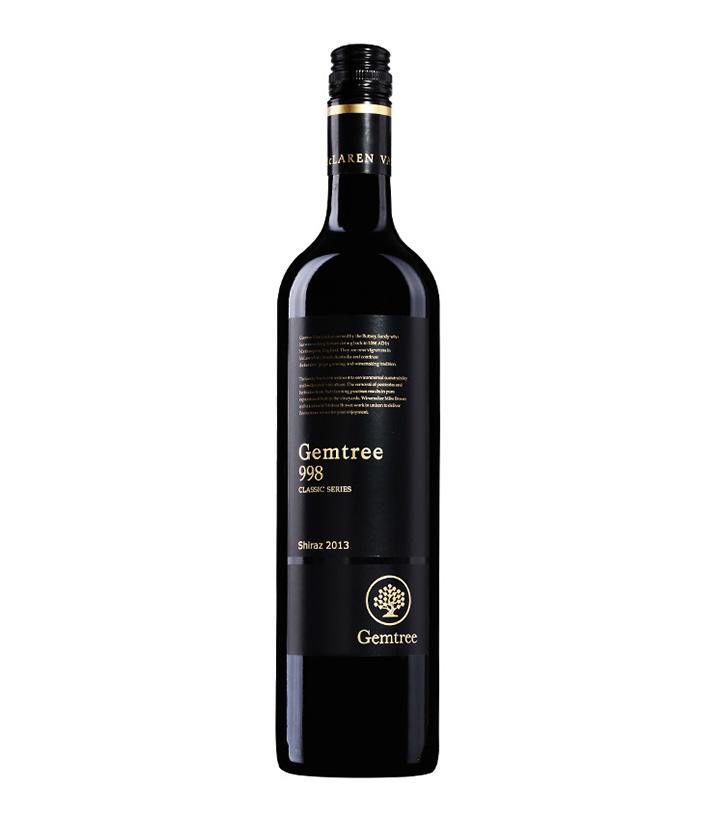 14.5°澳洲宝石树酒庄998干红葡萄酒750ml 件