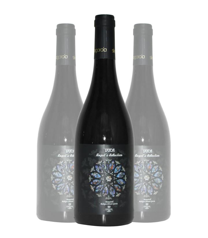 14.5°西班牙佛勒都娜教皇新堡天使之选干红葡萄酒750ml 件