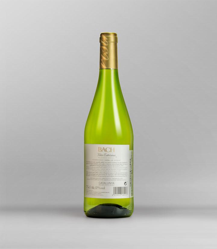 12°西班牙巴赫艾斯特吉摩干白葡萄酒750ml