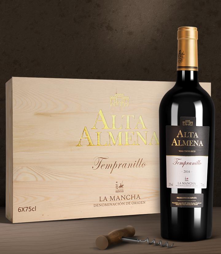 13°西班牙金塔干红葡萄酒750ml