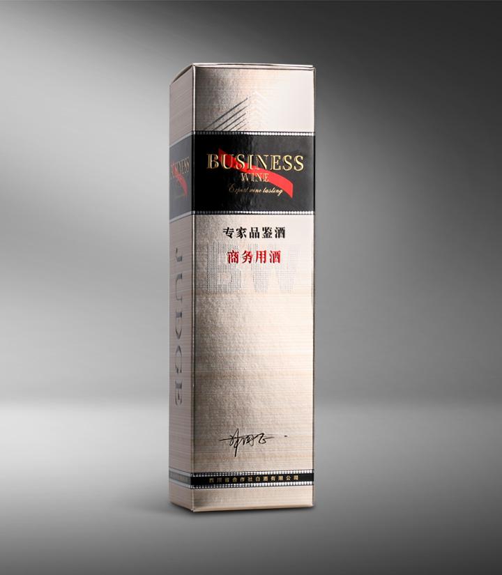 52°专家品鉴商务用酒750ml 瓶