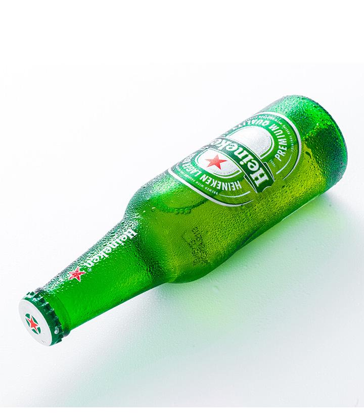 西班牙喜力(海尼艮)玻璃瓶250ml 瓶