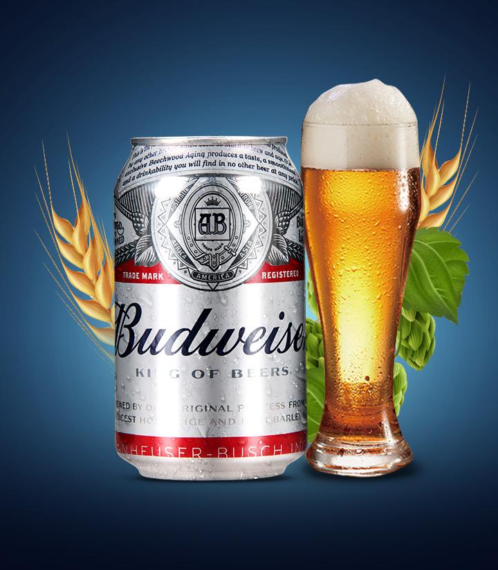 英国百威(伯德威尔)啤酒330ml