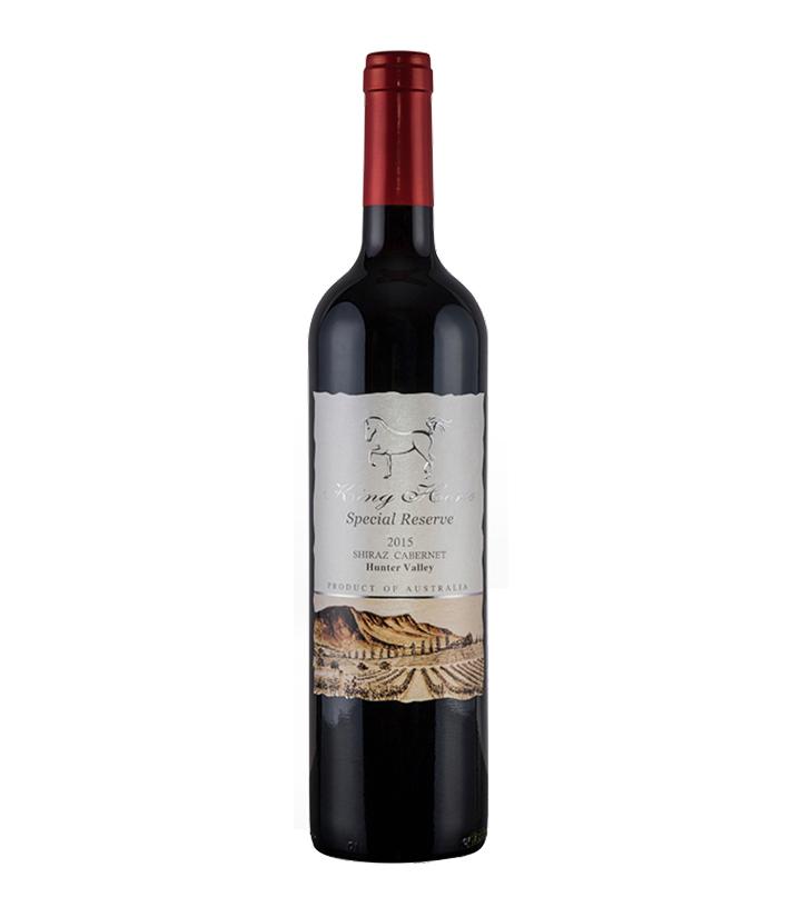 14.5°澳洲皇马珍藏西拉子赤霞珠红葡萄酒750ml