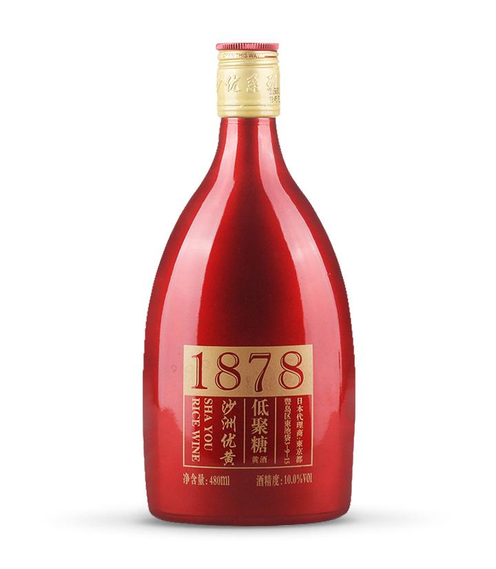 沙洲优黄红标1878 480ml