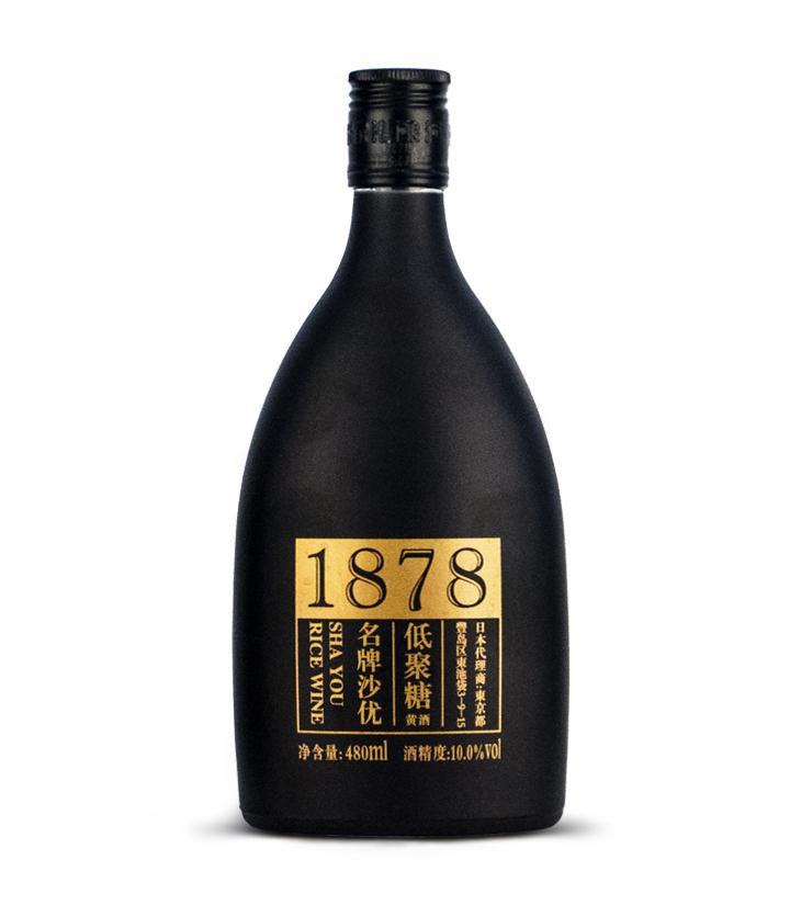 沙洲优黄黑标1878 480ml