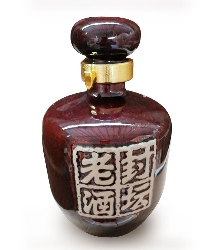 53°茅台镇古法坛子酒5斤(1号) 瓶