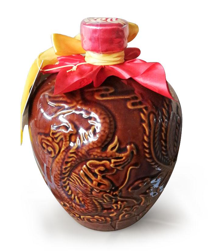 53°茅台镇古法坛子酒5斤(2号) 瓶