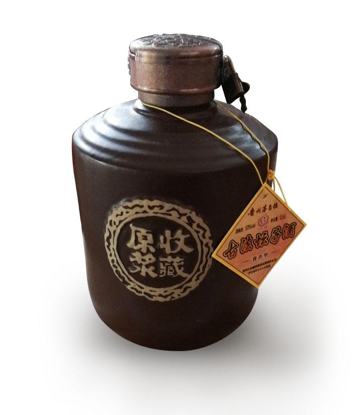 53°茅台镇古法坛子酒5斤(3号) 瓶