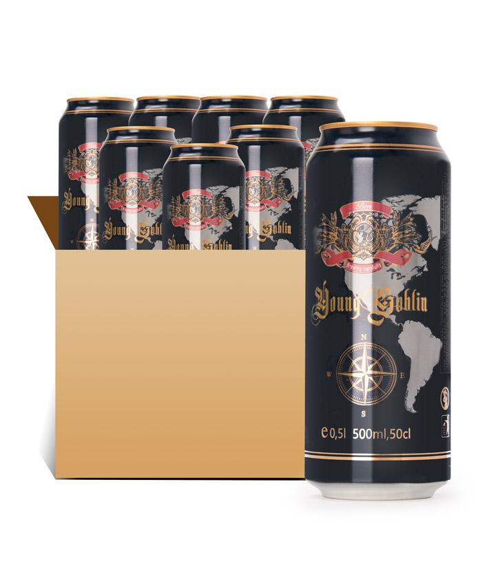 德国德柏斯格黑啤酒500ml 件