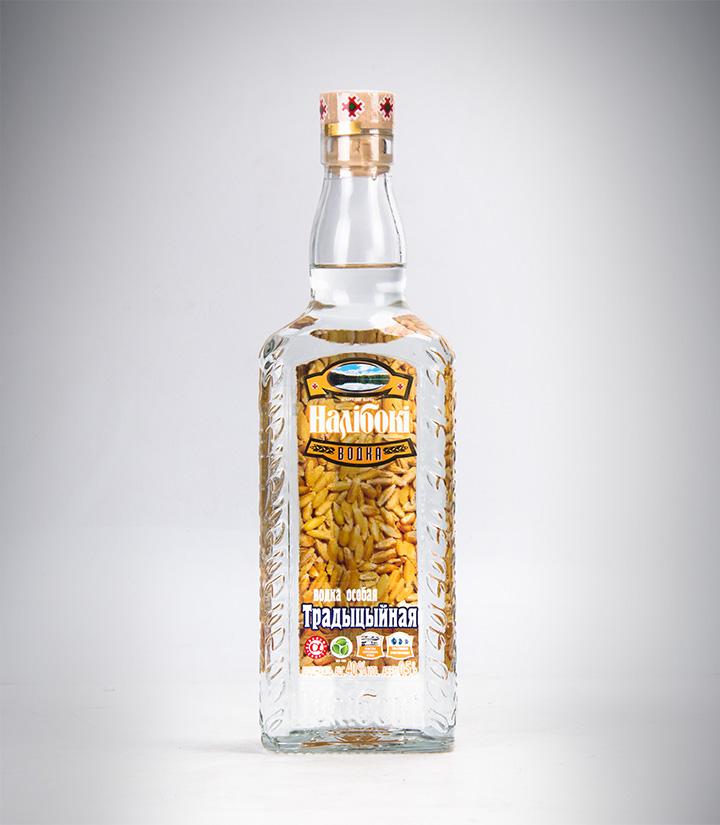 白俄罗斯纳力铂奇原味伏特加500ml 瓶
