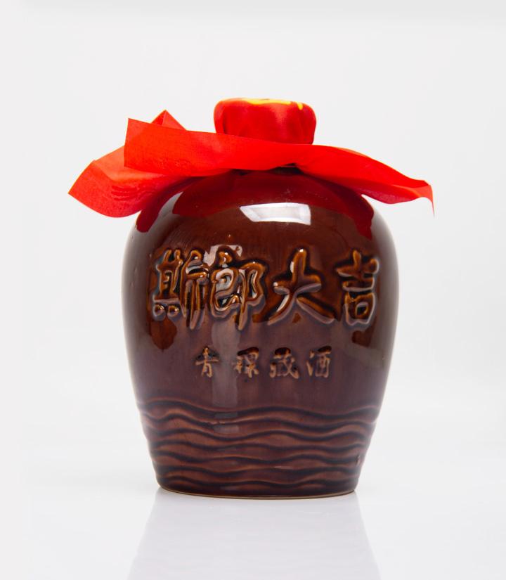 斯郎大吉青稞藏酒1250ml 瓶