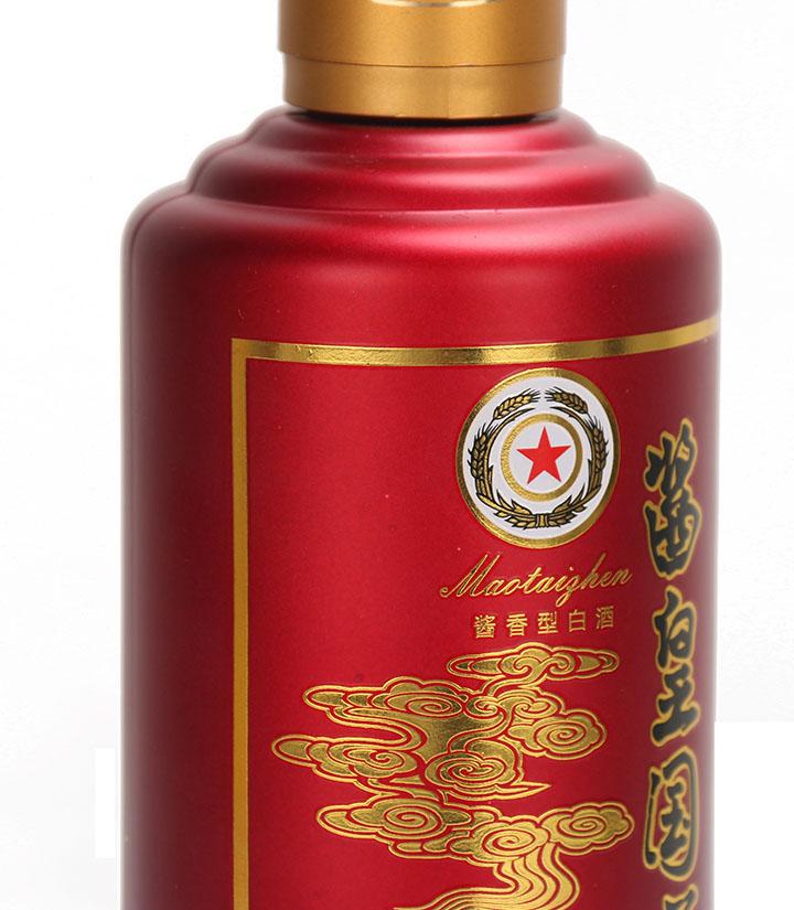 53°茅台镇酱皇国酒原浆8 500ml