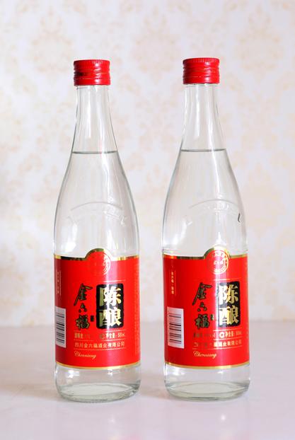 金六福陈酿 瓶