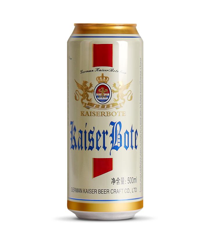 德国凯撒伯特王尊啤酒500ml 瓶