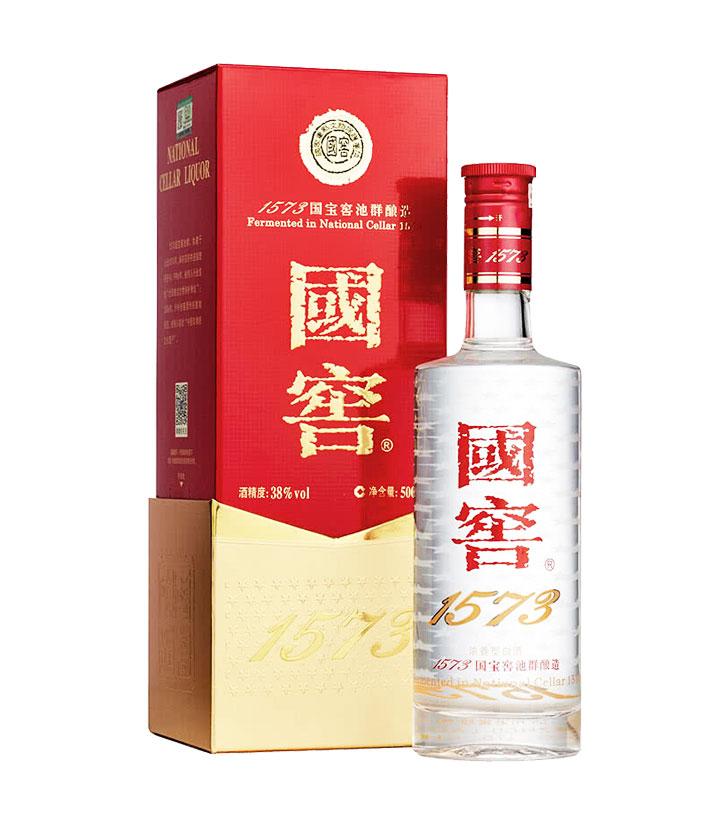 38°国窖1573 500ml 瓶