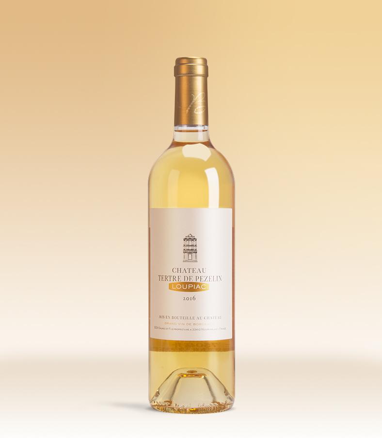 13.5°法国佩丘城堡贵腐甜白葡萄酒750ml 瓶